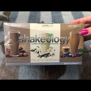 Shakeology barista pack